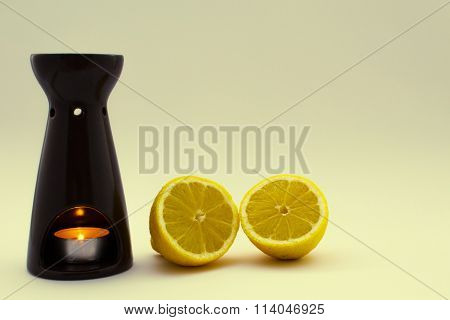 Aromatherapy Lemon Oil