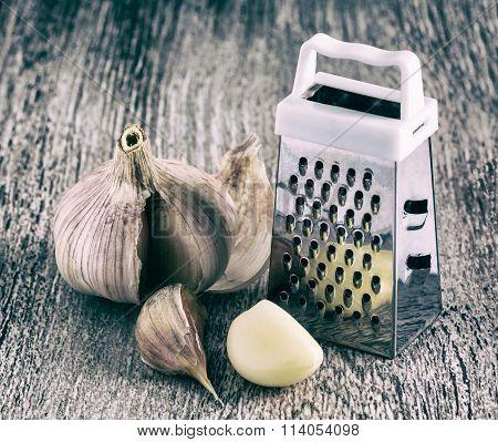 Grater Garlic