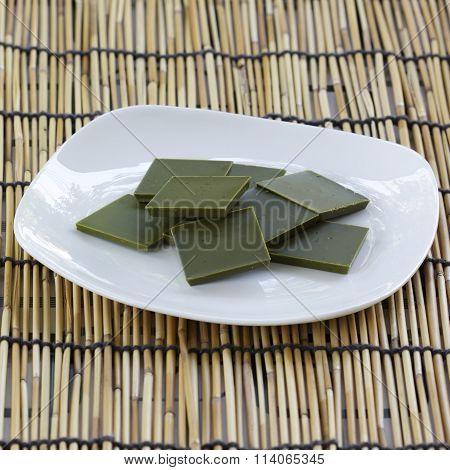 Powdered Green Tea Chocolate
