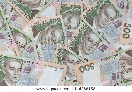 Ukrainian Hryvnia Banknotes