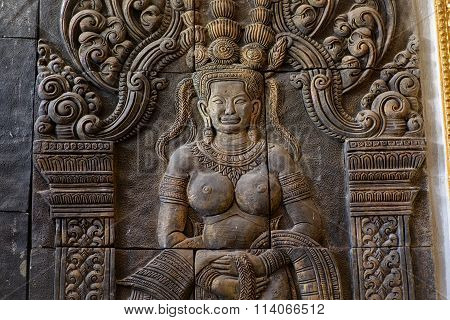 Religious Stone Carvings Asia
