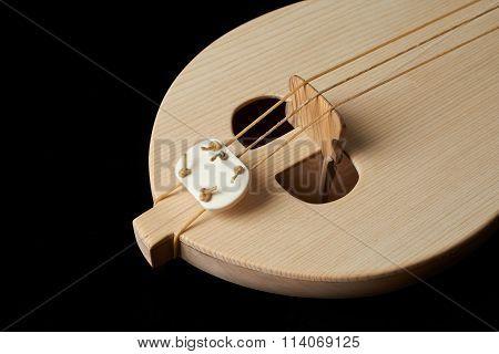 Greek Traditional Musical Instrument, Thrakian Lyra.