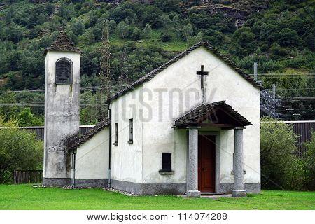 Church And Railway