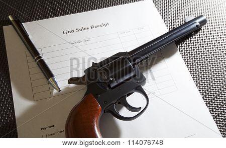 Firearm Receipt