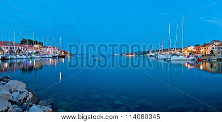 Bay Of Sali Evening View