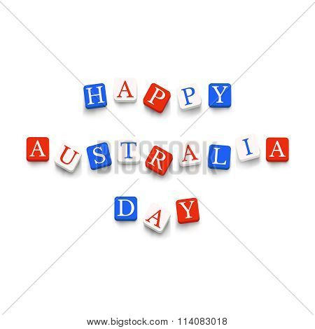 Happy Australia republic Day