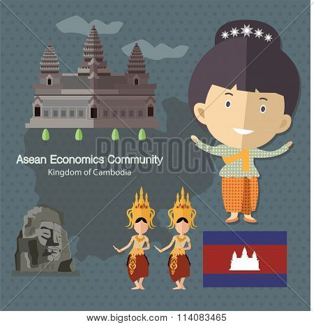 Asean Economics Community AEC Cambodia