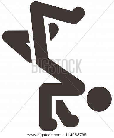 Parkour Icon