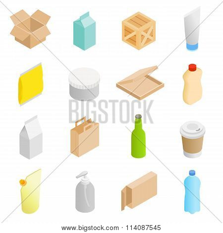 Packaging isometric 3d icons set. Plastic set. Plastic set art. Plastic set web. Plastic set new. Plastic set isometric. Plastic set 3d. Plastic set best. Plastic set shape. Plastic set illustration
