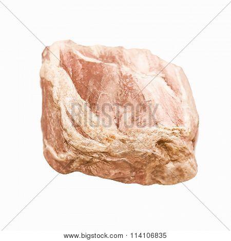 Red Metamorphic Mineral Vintage