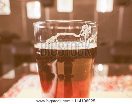 Ale Beer Vintage