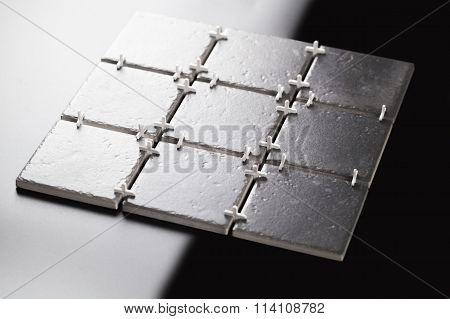 Gray Ceramic Tile
