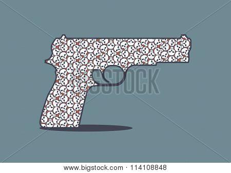 War gun concept