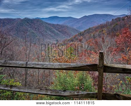 North Carolina Mountain View
