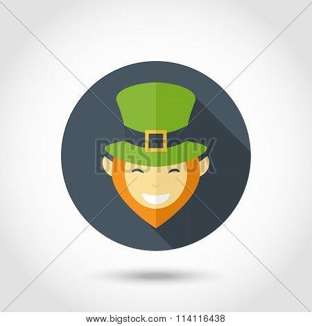 Leprechaun face