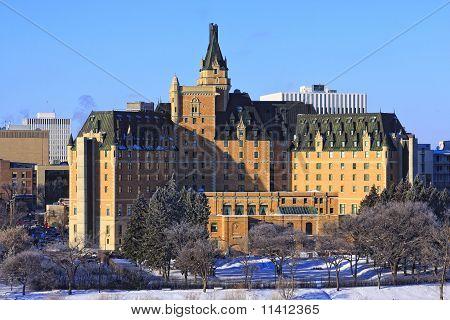 Delta Bessborough Hotel, Saskatoon
