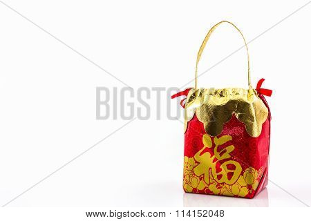 Red Lucky Bag.