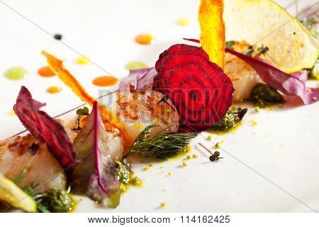 Seafood - Sea Scallop
