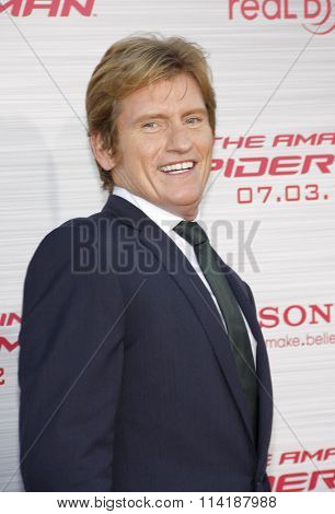 Denis Leary at the Los Angeles premiere of