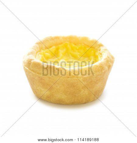 Egg Custard Tart Sweet Dessert