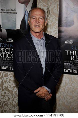 HOLLYWOOD, CALIFORNIA - May 18, 2010. Frank Marshall at the Los Angeles premiere of