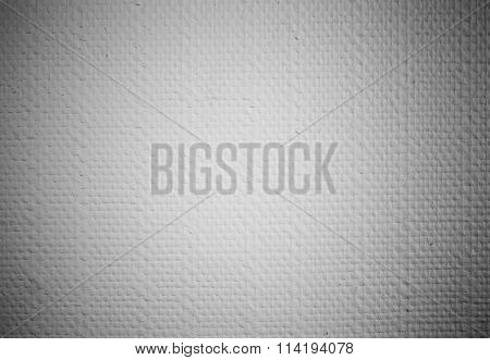 White Embossed Paintable Wallpaper Background