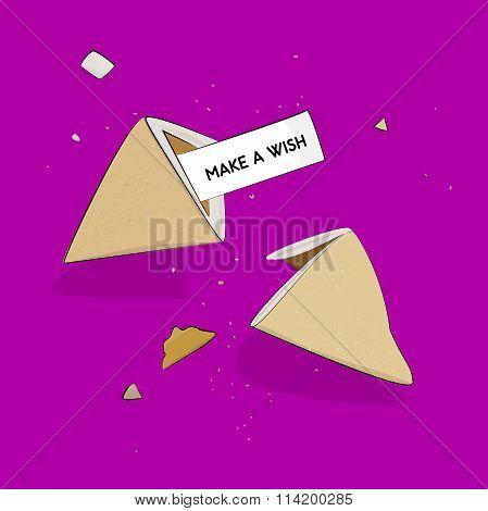 fortune wish cookies