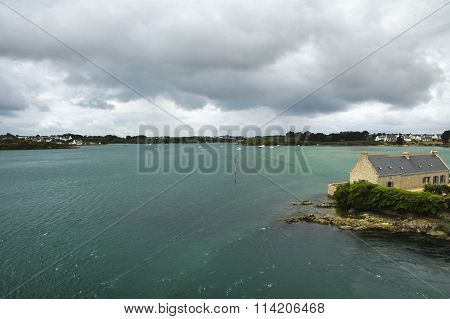 Etel (brittany, France)