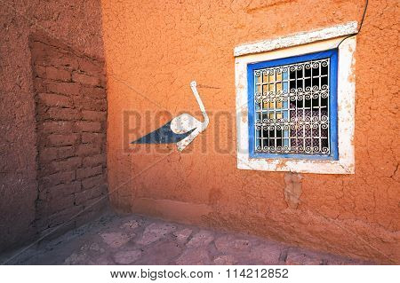 Berber architectural detail