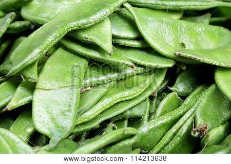 Flat Green Beans