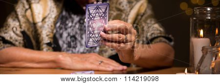 Looking At Tarot