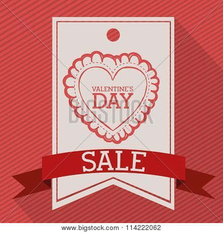 valentines day sale design