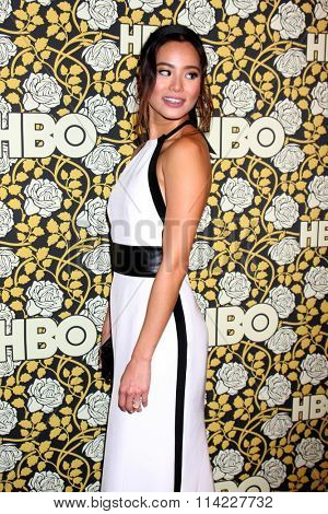 LOS ANGELES - JAN 10:  Jamie Chung at the HBO Golden Globes After Party 2016 at the Beverly Hilton on January 10, 2016 in Beverly Hills, CA