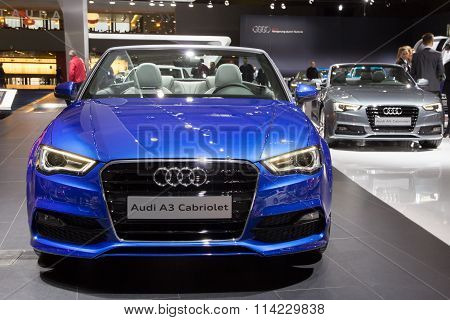 Audi A3 A5 Cabriolet