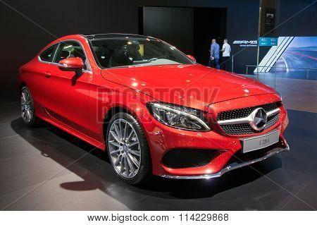 Mercedes-benz C-class Saloon C220D