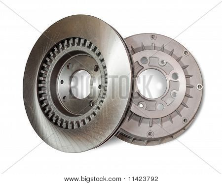 Car Brake Wheel