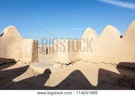 Al Rakyat Fort In Qatar