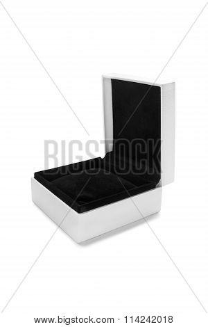 Empty Jewel Box