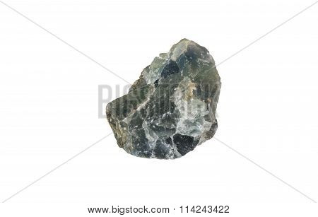 Raw Mineral Fluorite From Brazil