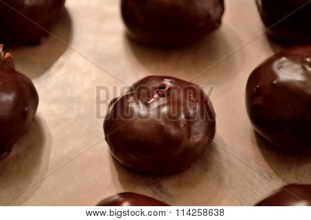 Chocolate Bon-bon Candy