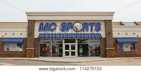 MC Sports Store
