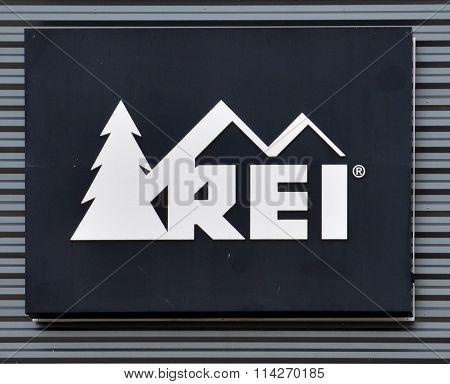 REI Store Logo