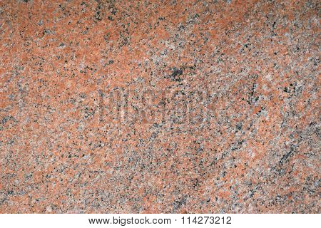 Red Marble Texture Of Background And Stone Pattern.
