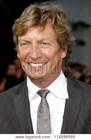 Nigel Lythgoe at the Los Angeles premiere of