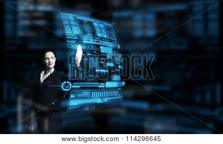 Modern technologies in use