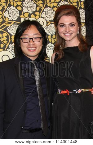 LOS ANGELES - JAN 10:  Jimmy O. Yang at the HBO Golden Globes After Party 2016 at the Beverly Hilton on January 10, 2016 in Beverly Hills, CA