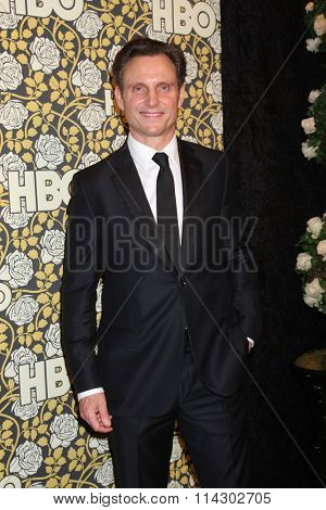 LOS ANGELES - JAN 10:  Tony Goldwyn at the HBO Golden Globes After Party 2016 at the Beverly Hilton on January 10, 2016 in Beverly Hills, CA