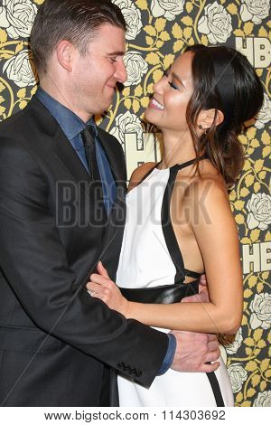 LOS ANGELES - JAN 10:  Bryan Greenberg, Jamie Chung at the HBO Golden Globes After Party 2016 at the Beverly Hilton on January 10, 2016 in Beverly Hills, CA