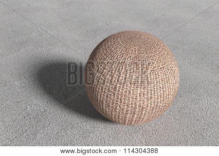Wattled Sphere