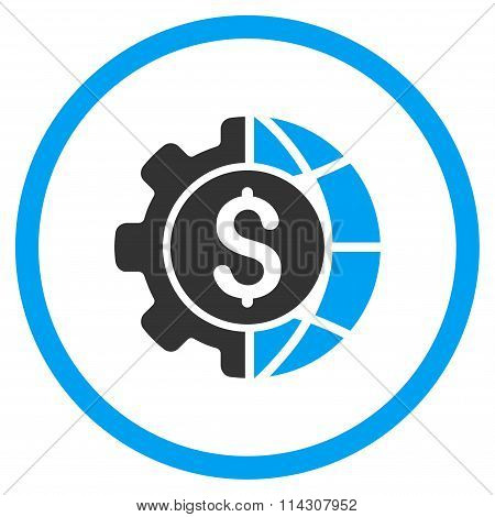 World Industry Finances Icon